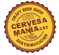Logo CervesaMania Distribución